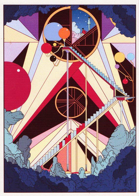 KILIAN ENG's Far-Off World Funkiness - Beautiful/Decay Artist & Design