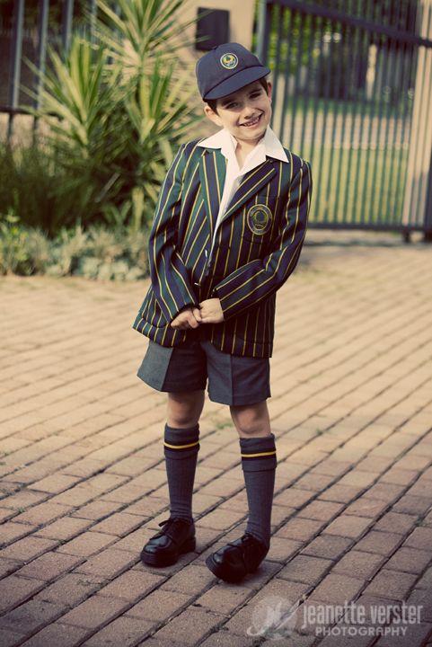 12/365 � Bradley starts Grade 1