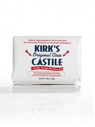 Kirk's Original Coco Castile Soap - Great soap for my sensitive skin