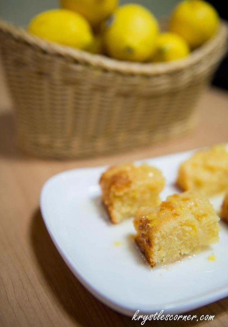 lemon Brownies Blog — Krystle's Corner