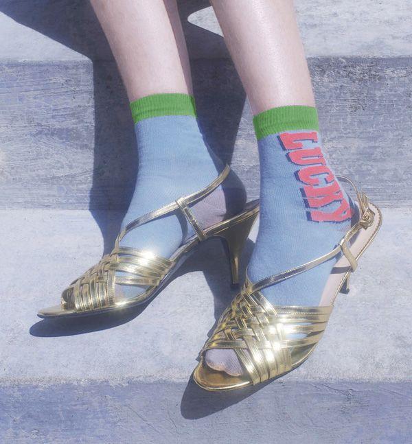 Lucky Socks by dandystar.com