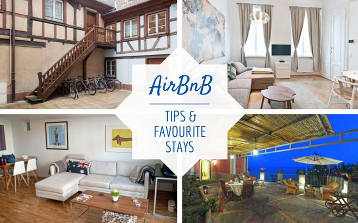My AirBnB tips and favourite summer stays