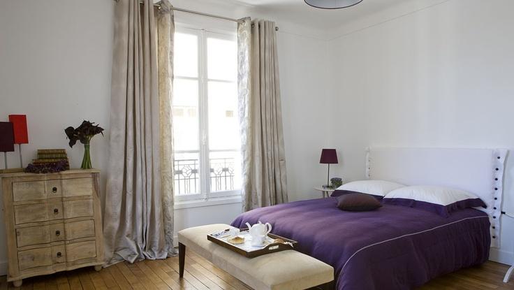 Boulevard Morland (bedroom) - Paris