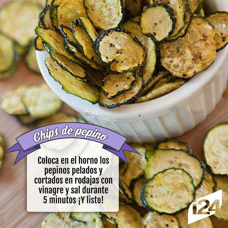 ¿Quién pensaría que algo tan saludable puede lucir así de delicioso? #receta #comida #snack #light