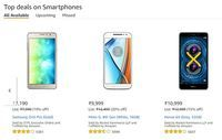 Amazon Smartphone sale offer gets you Honor 6X, Galaxy On7/On5 Pro and Moto G4 on good discount Amazon India has got a sweet lineup of deals if you're in the market for a mid-rangesmartphone. The Honor 6X…