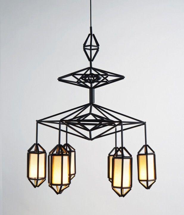 himmeli chandelier