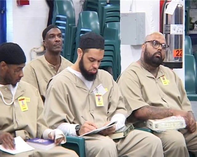 Visit to Indianapolis Prison  Team of Arrahman Arraheem Network visited the Maximum Security Pendleton #Prison, Indiana to share with prisoners the importance of repentance towards Allah & good deeds and how understanding of #Quran can help them in their #rehabilitation.