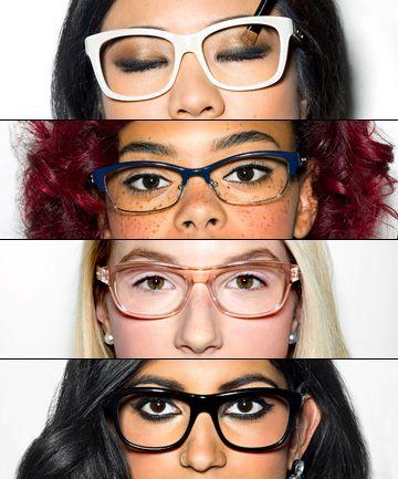 Makeup Tips for Eye Glass wearers