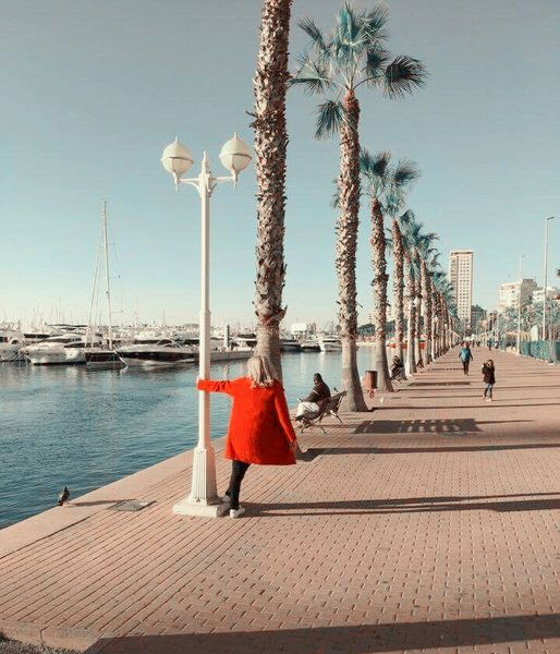 Spent lovely weekend at Alicante and home town with family and friends if you wanna know more about this beautiful city at www.enjoylondon.co #ootd #Alicante #fashion #londonlook