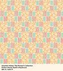 Fat quarter Patchwork Quilting Fabric Makower Downton Abbey Lady Edith 7329 O fq