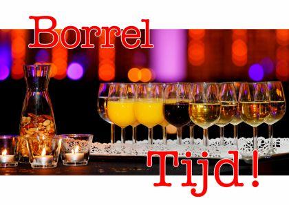 Uitnodiging borrel 2 - OTTI - Uitnodigingen - Kaartje2go