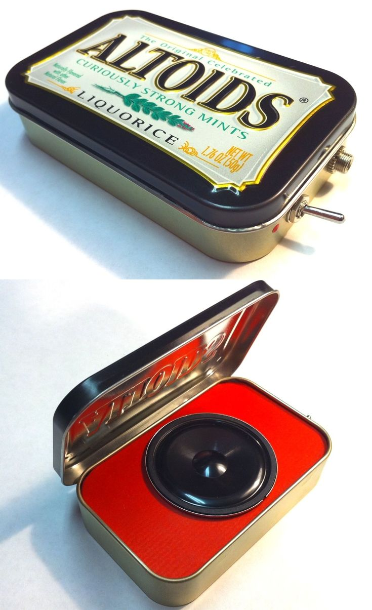 Portable Amp And Speaker For MP3 Player By Ampoids | For More Pins And  Updates On