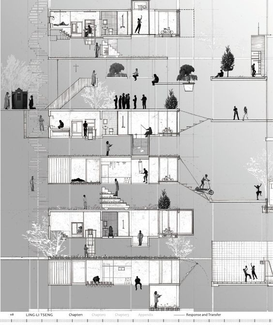 Ling-Li Tseng - Responsive Architecture V.01 by Ling-Li Tseng: