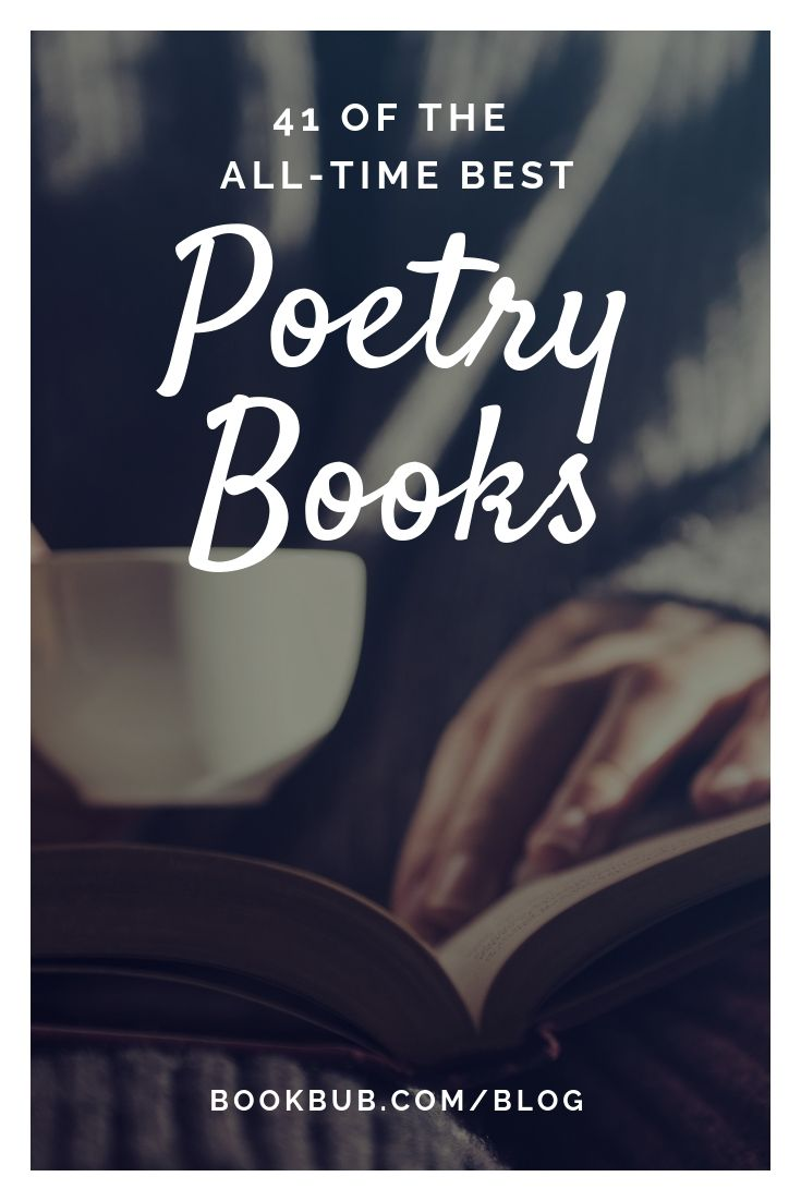 41 Of The Best Poetry Books Of All Time Best Poetry Books