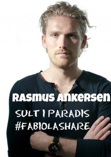 Rasmus Ankersen fortæller i Fabiola SHARE hvordan du undgår mageligheden og bevare sulten. Rasmus fortæller også om hans bestseller bog Sult i Paradis,