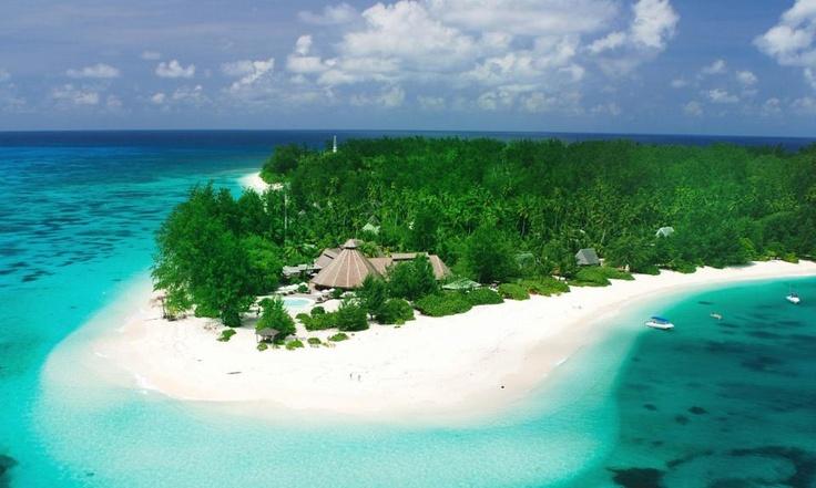 İsland Seychelles