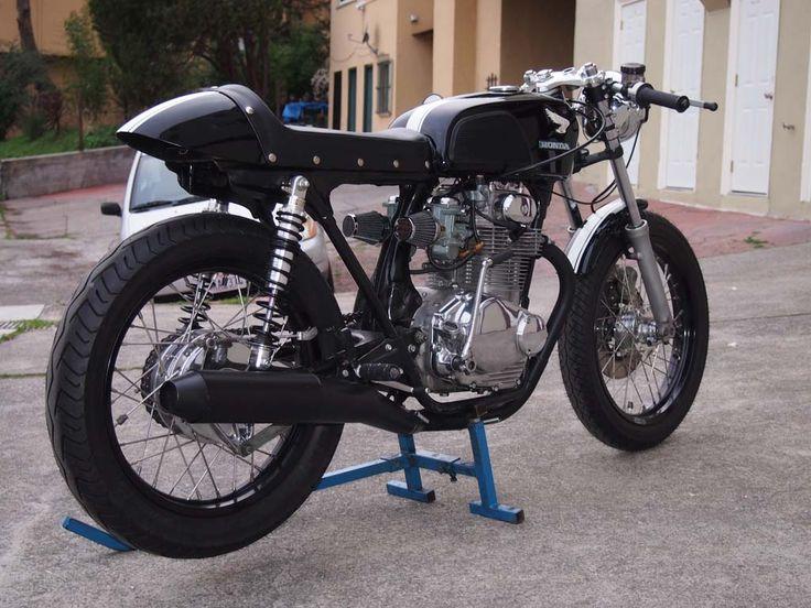 44 best cafe racer images on pinterest | vintage motorcycles, cafe