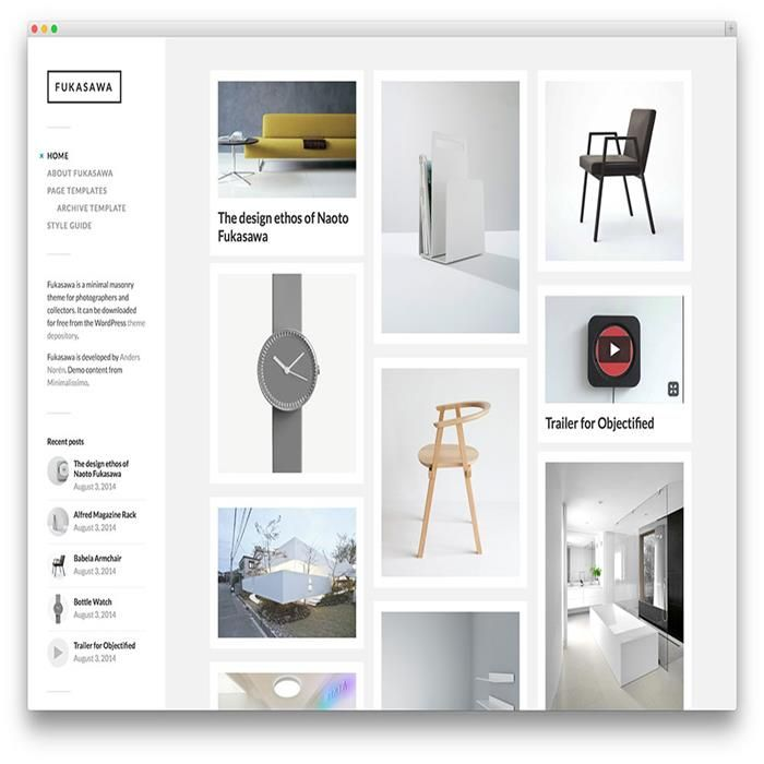 96 best Photography WordPress Themes images on Pinterest - wordpress resume themes