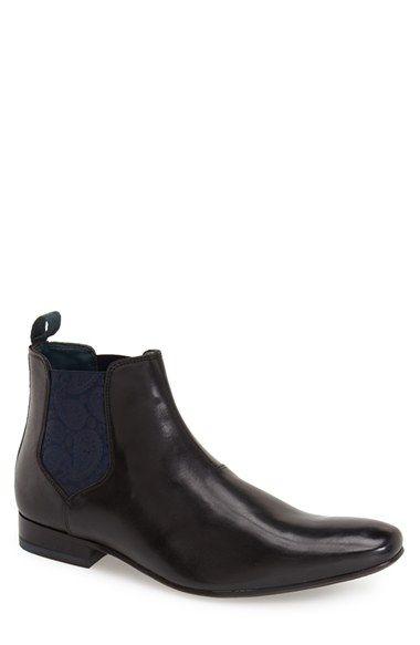 Ted Baker London 'Hourb' Chelsea Boot (Men)