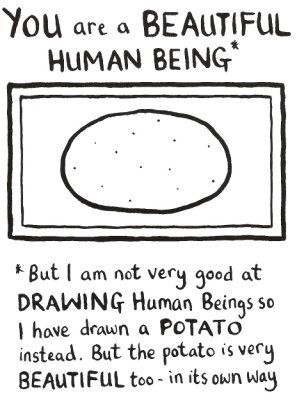 Yes but potato are amazing