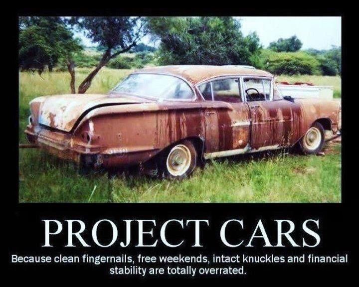 Funny Car Memes: Project Cars Meme
