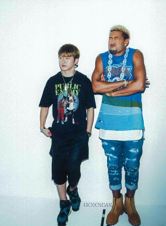 Sano Reo & Sekiguchi Mandy / Dreamers Photobook (cr: GENESCAN)
