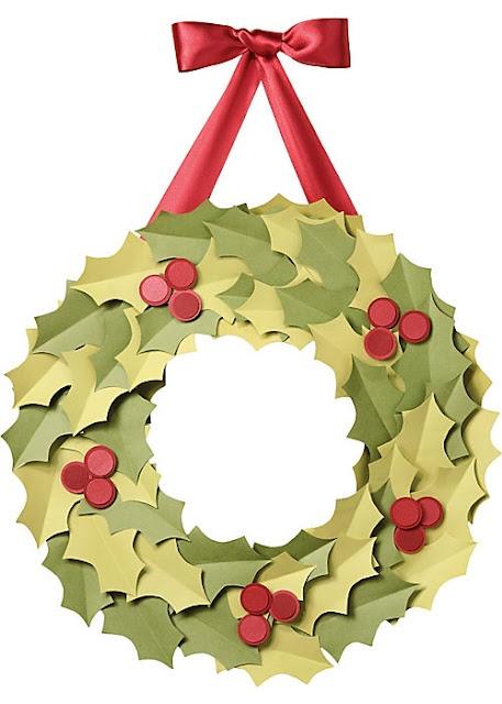 Está escrito en la pared: Sweet decoraciones navideñas para hacer o comprar