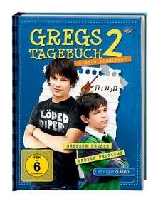 Gregs Tagebuch 2: Gibt's Probleme? (DVD) - Jeff Kinney (ab 10 Jahren)