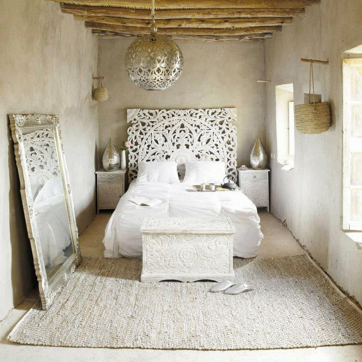 Scandinavian White Interiors with an Indian Twist. 17 Best ideas about White Rustic Bedroom on Pinterest   White