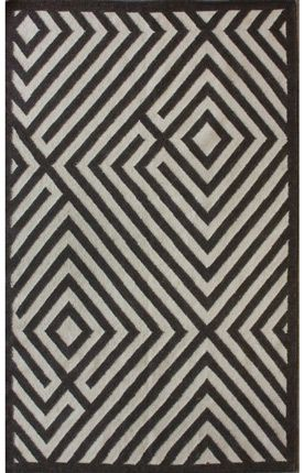 Rugs USA Kilim Diamond Brown Rug