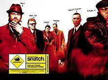Snatch (January 19, 2001)