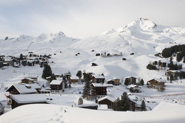 Switzerland's smaller mountain villages make for the perfect short ski break.