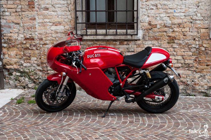 DUCATI Sport Classic Sport 1000 S Biposto   Taky Garage