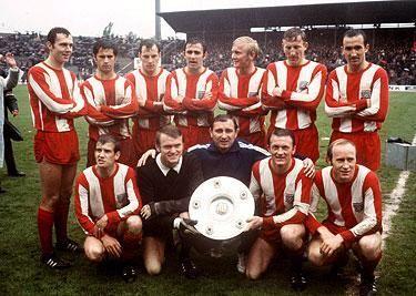 Deutscher Meister 1969: Bayern München