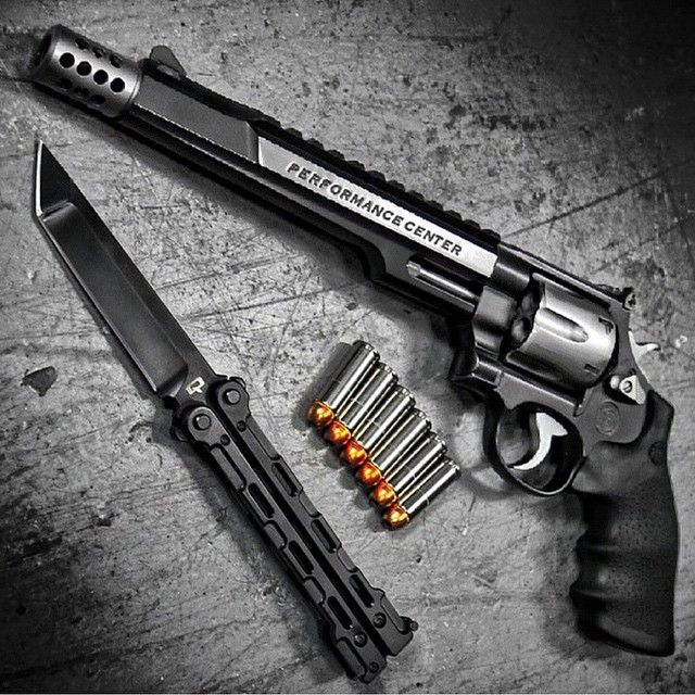 Unique Weapons @uniqueweapons @smithwessoncorp ...Instagram photo | Websta (Webstagram)