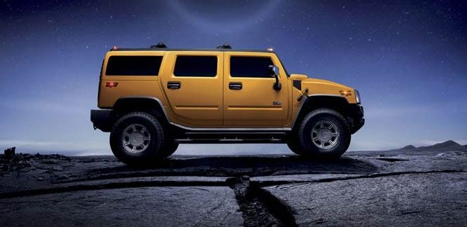 2014 Hummer H4 2014 Hummer H4 Yellow – TopIsMagazine