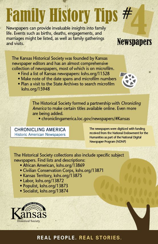 Kansas Newspapers Online thanks to the Kansas Historical Society.  Thanks to Angela McGhie for this tip!