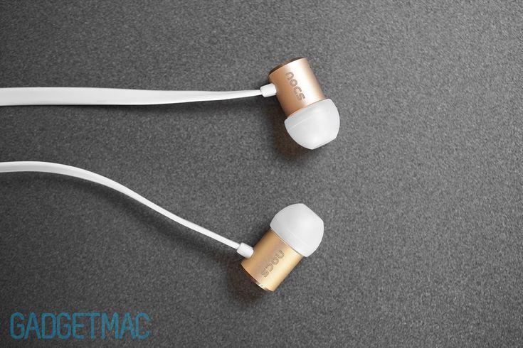 Nocs NS500 Aluminum In-Ear HeadphonesReview - Gadget and Accessory Reviews - Gadgetmac