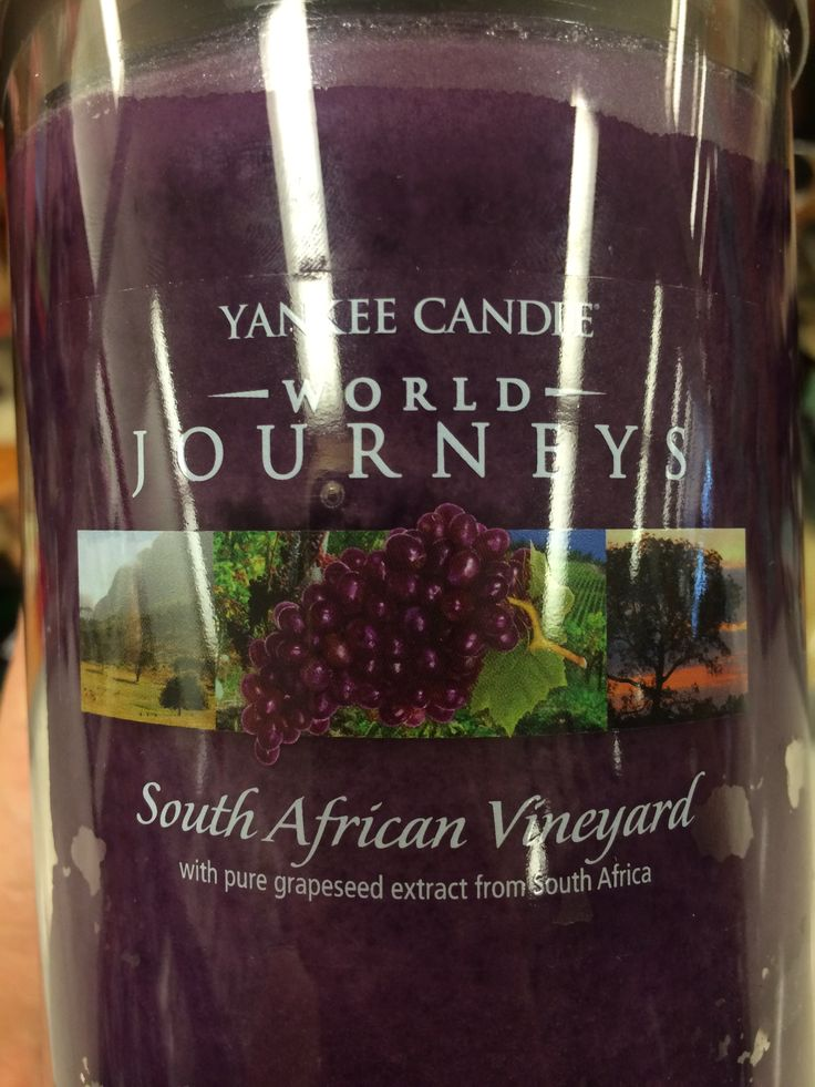 Made from South African grapes