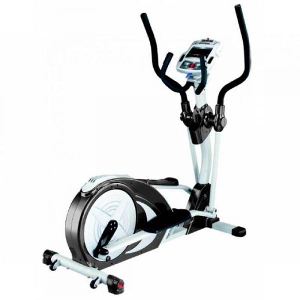 Cyclette Ellittica E 38600  Cod. HPHME38600 - Marca: High Muster  Ellittica professionale progettata per lunghi allenamenti ed allenamenti ergonometri, volano da 16 kg.  Regolazione dello sforzo con sistema elettronico con controllo di tensione motorizzato su 16 livelli.  Prezzo:  € 1290,00  IVA inclusa
