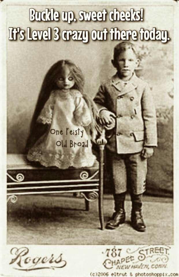 Make Me Laugh Doll