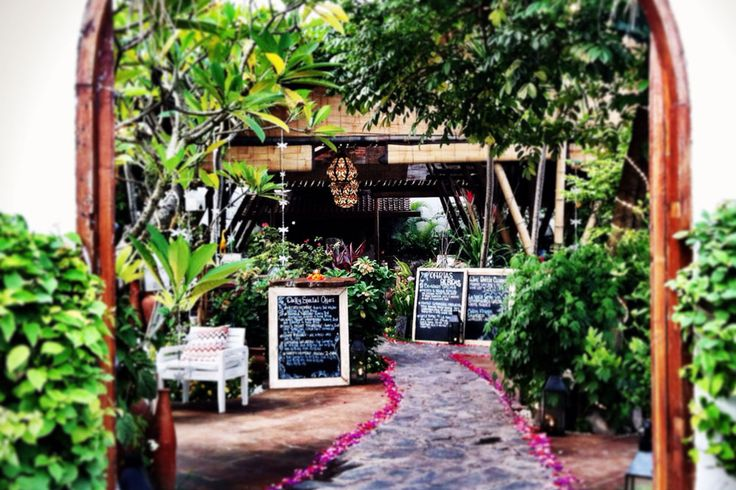 La Finca Bali - Hip restaurant in Seminyak, Bali, Indonesia   The Style Junkies