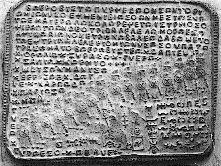 """Marele lingvist Bogdan Petriceicu Hasdeu afirma ca dacii aveau propriul alfabet, însa teoria academicianului a fost contestata de-alungul timpului, la fel cum au fost respinse si ipotezele ca stramosii nostri foloseau scrierea. Istoricul grec Claudius Aelianus sustinea ca """"se spune ca dintre vechii traci nimeni nu cunostea scrierea. Ba înca toti barbarii ce locuiau în…"""