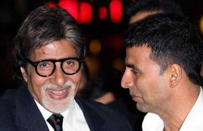 """@InstaMag - Megastar Amitabh Bachchan, who shot for a cameo in the upcoming Akshay Kumar and Sonam Kapoor-starrer """"Padman"""", says he will appear as himself in the movie"""