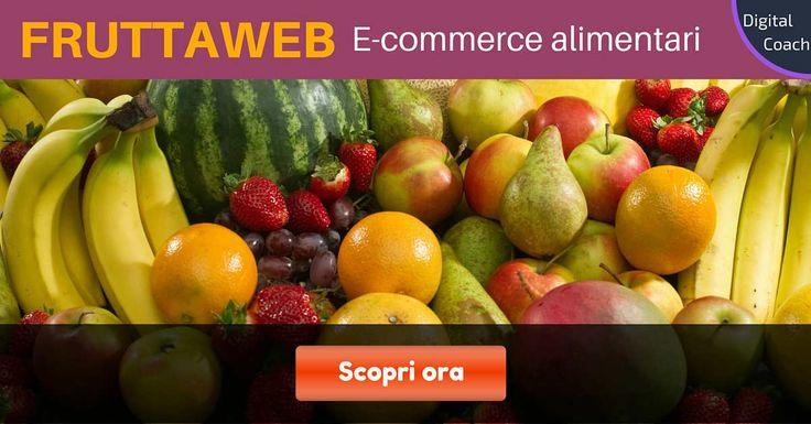 Gli e-commerce alimentari stanno affrontando una grande sfida. Scopri il caso di FruttaWeb con l'intervista al suo fondatore Marco Biasin.
