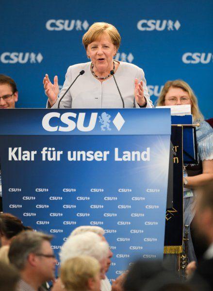 """Internationale Pressestimmen zu Trumps Europareise: """"Die Kanzlerin hat die Nase voll"""" - SPIEGEL ONLINE - Politik"""