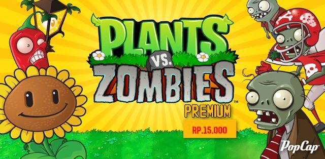 Download Plants vs Zombies Premium Mod Full Free