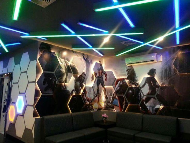 Lobby karaoke