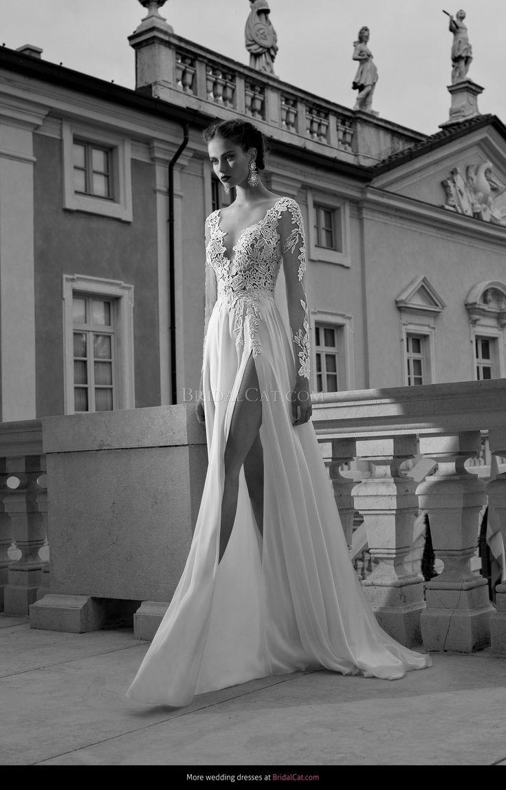 Wedding dress Berta Bridal 07 Winter 2014 -