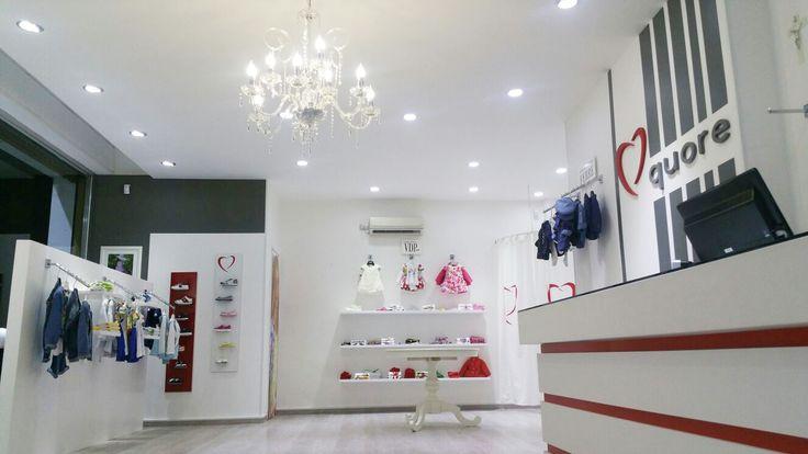 Il negozio Quore in via Venezia 409/411 a Gela (CL) #kidswear #fashionwear #promozioni #italy #quorefranchising #retail